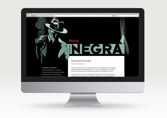 Blog Coleção Negra